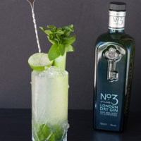 Hotter than July - a cooling St James's Swizzle