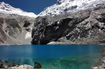 "Lake ""69"" , Huascaran National Park - Peu"