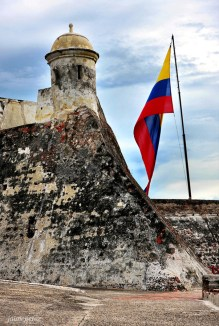 Castillo de San Felipe de Barajas (San Felipe de Barajas Castle)