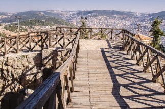 Foot Bridge, Ajlun Castle, Jordan