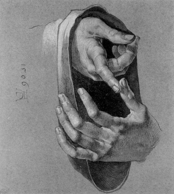 Albrecht Durer.#Hands