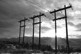 Power Lines - March 2012
