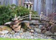 Japanese garden bridge copyrighted