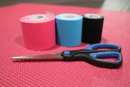 kinesiology tape supplies