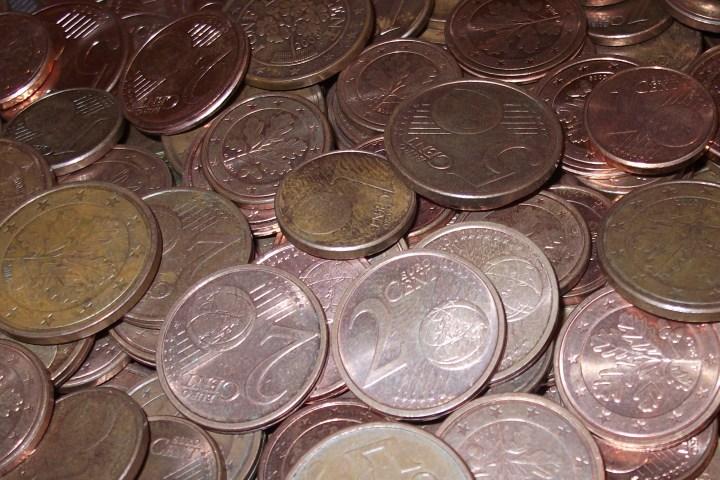 Bronzemünzen