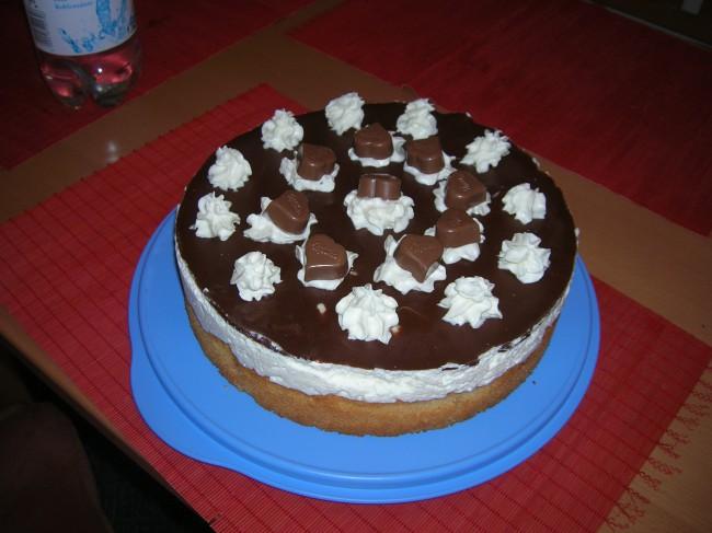 Herzchen-Torte
