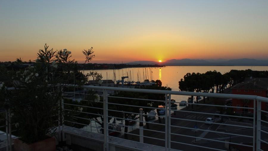 Gardasee Sunset