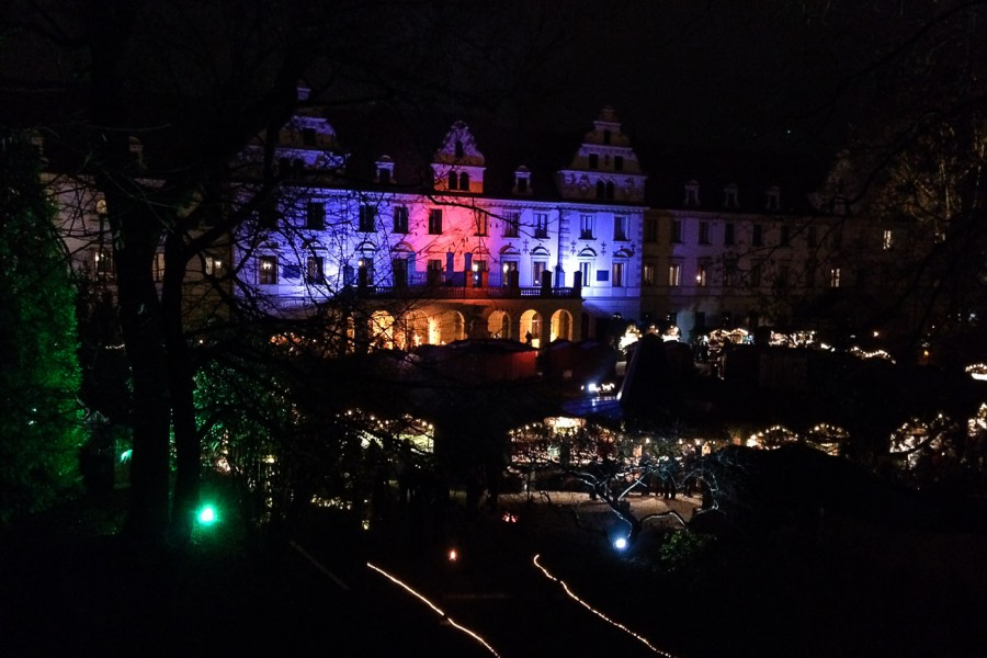 Thurn und Taxis Weihnachtsmarkt