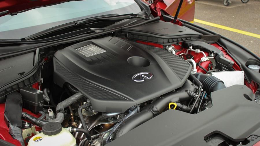 Engine Infiniti Q50