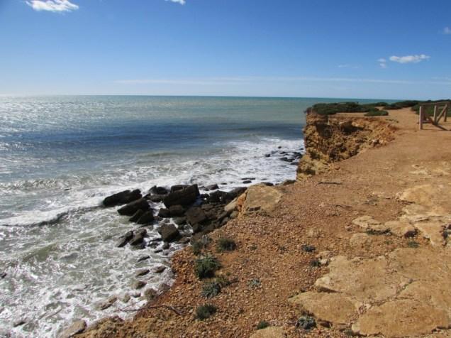 Steilküste Andalusien