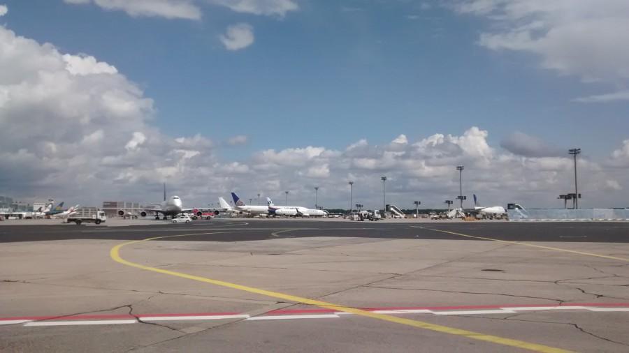 Flughafentour Fraport