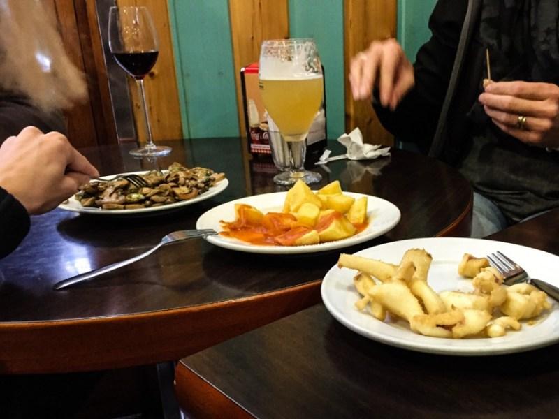 Tapas Tours Barcelona Tapasbar