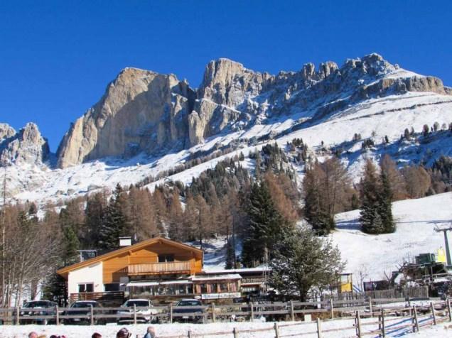 Blick auf Berge bei Bozen (1 von 1)