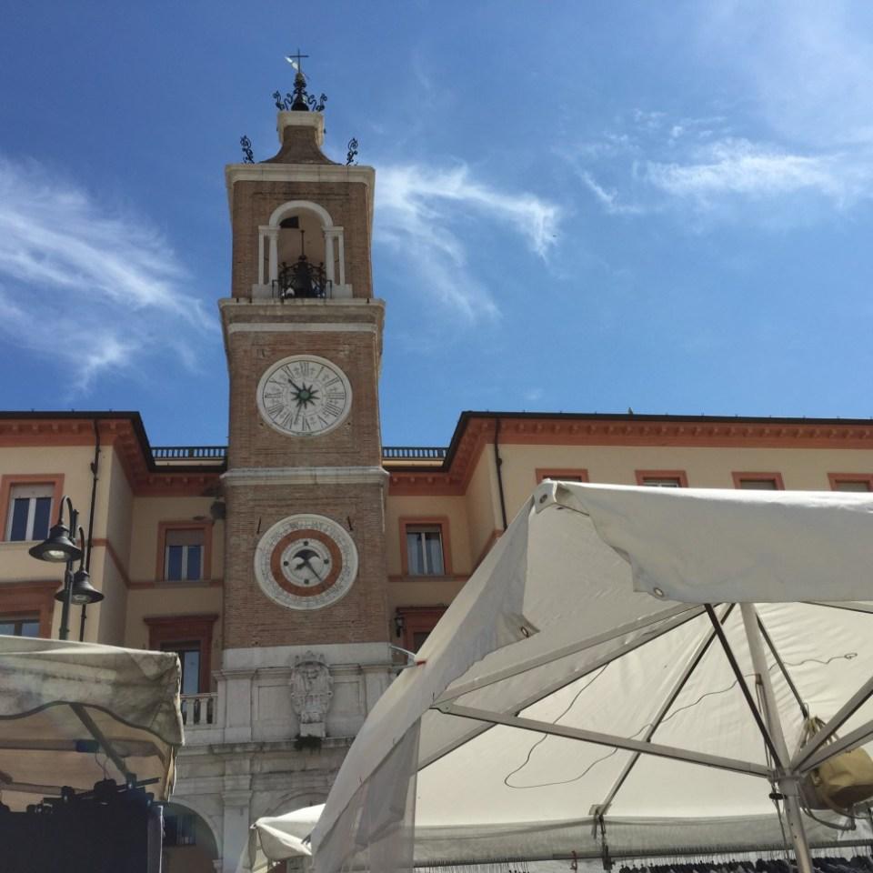 Maerkte in und um Rimini
