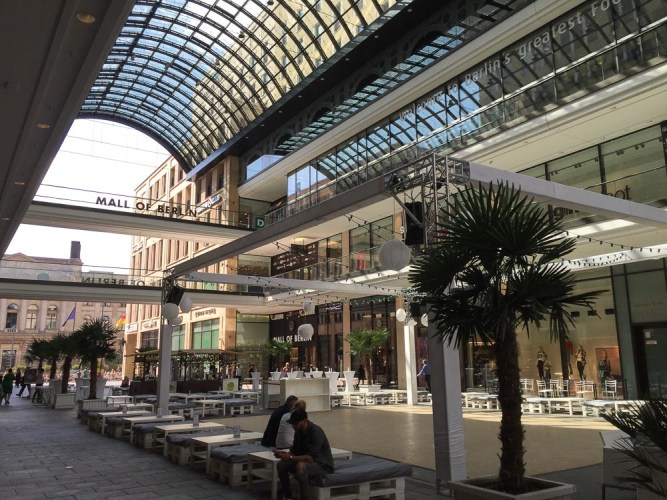 Mall of Berlin Bar