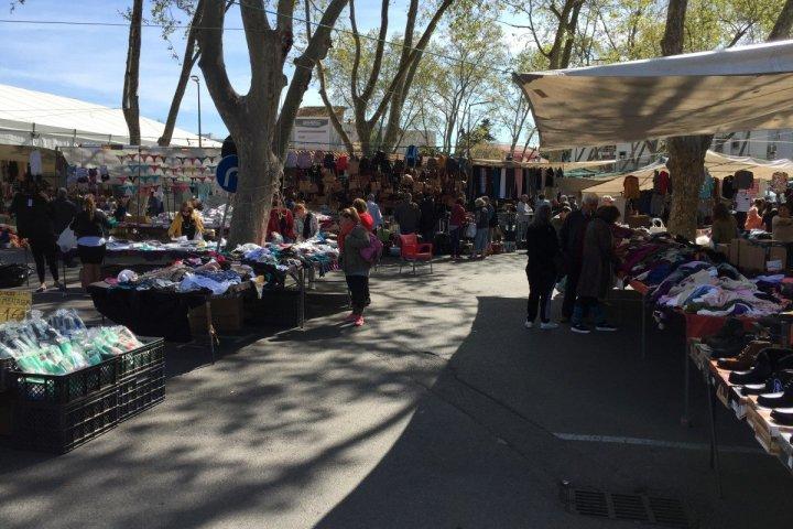 Wochenmarkt in Cascais