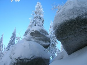 Schneeschuhwanderung Fichtelgebirge (4)