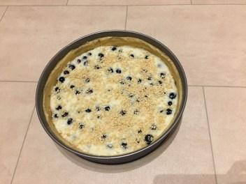 Baiser Heidelbeer Pudding Kuchen6
