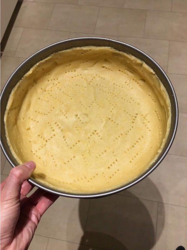 Baiser Heidelbeer Pudding Kuchen9