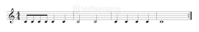 metronome exercise 5