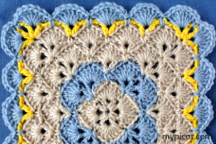 MyPicot  Free crochet patterns