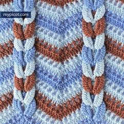 Free Leaf Crochet Pattern Diagram Dodge Ram Oem Parts Mypicot | Patterns