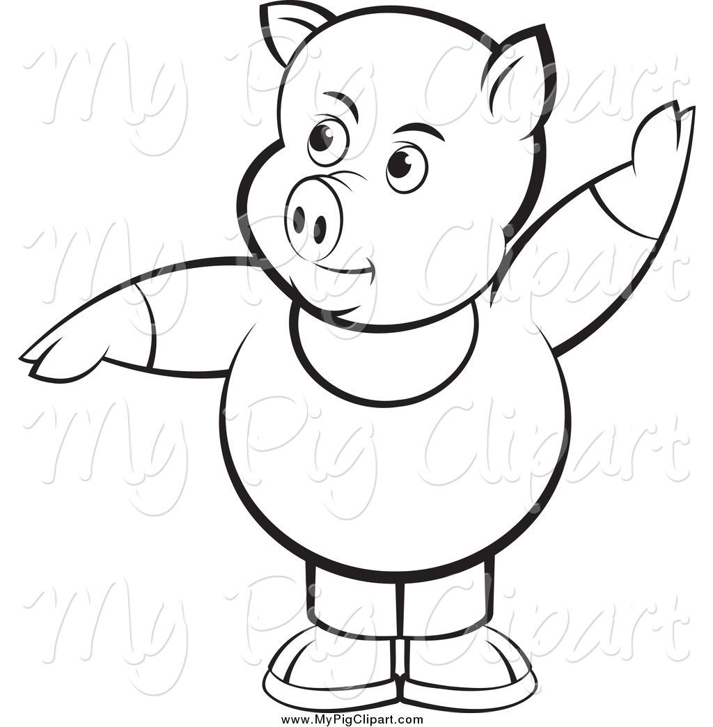 Clipart Piggy Bank