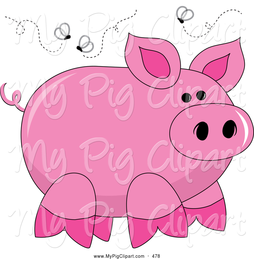 Royalty Free Stock Pig Designs Of Farm Animals
