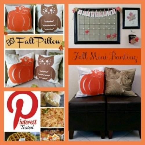 September Week 4 Collage