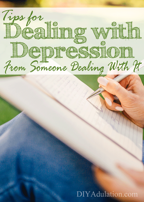8 Tips for Dealing with Depression