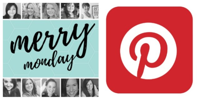 Merry Monday Link Party Pinterest