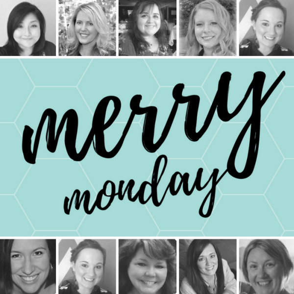 Merry Monday Link Party Hosts April