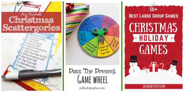 Best DIY Holiday Ideas Games