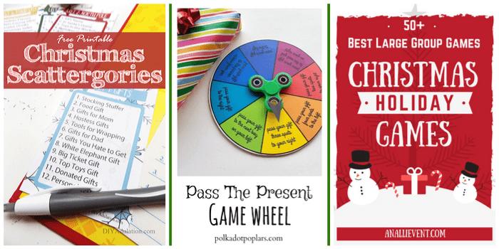 Best DIY Holiday Ideas Games