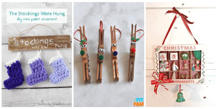 Best DIY Holiday Ideas Ornaments 3