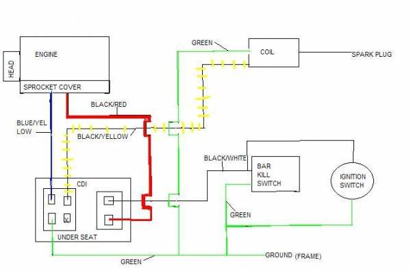 wiring diagram for mugello 12 volt 12 volt wiring system