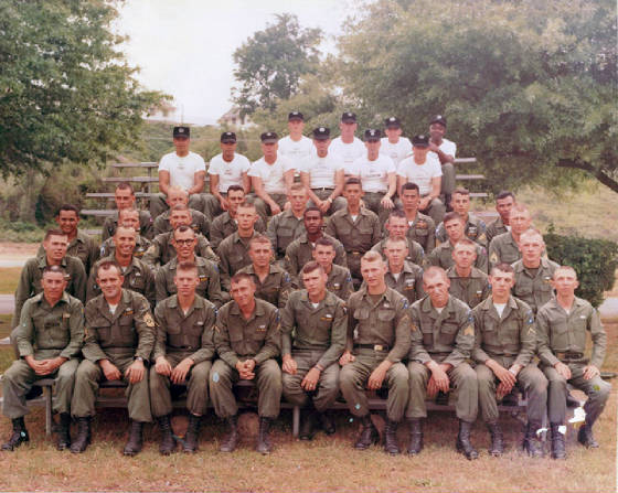 Basic Benning Ft Training 1967