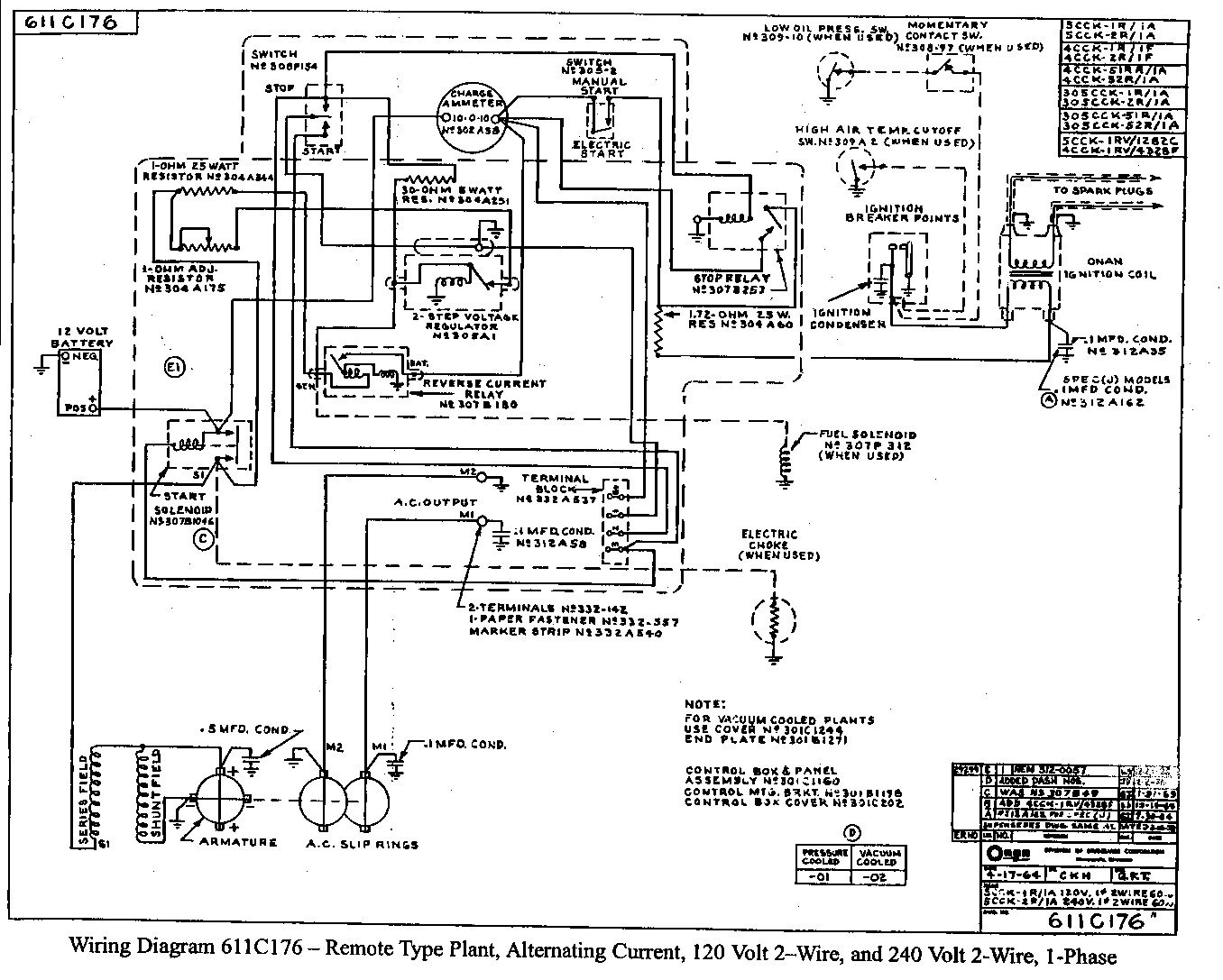 Diagrams Wiring Onan Emerald 1 Wiring Diagram