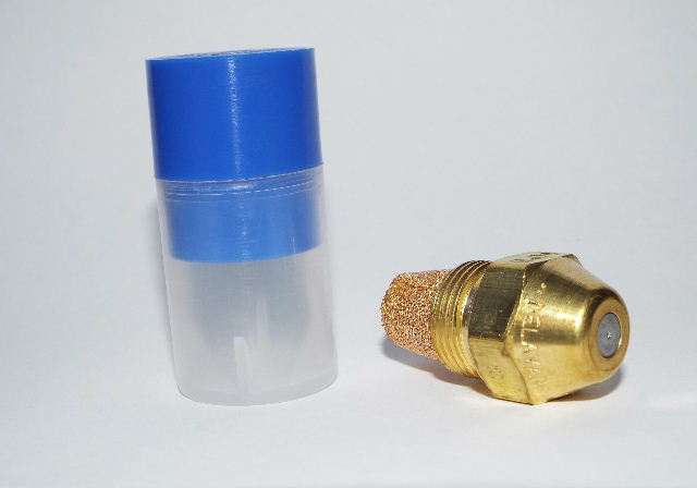 (1) ONE NOZZLES 1.75 60 A Delavan Fuel Oil Furnace Burner
