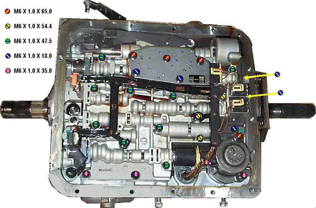 4l80 wiring diagram mercedes benz engine 4l60e assembly