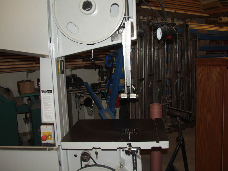 Minimax Mm16 Bandsaw Review