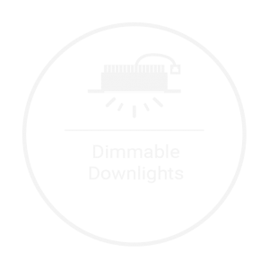 Dimmable Downlights