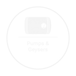 Geysers and pumps