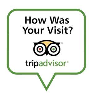 TripAdvisor Review Express WiFi Request