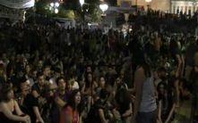 Greece: Greek Indignant Movement, July 1, 2011