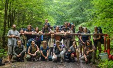 Slovakia: WOLF - Forest Conservationist Group, 2013