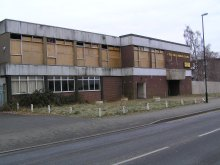 Coventry, UK: The Tile Hill social club