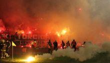 Split, Croatia: Poljud stadium