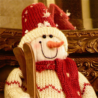 Snowmen Everywhere!  Decking the Halls … FINALLY