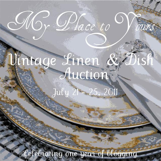 Linen+Dish+Auction